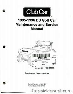 what is the best auto repair manual 1995 mitsubishi mighty max seat position control 1995 1996 club car ds golf car gas electric service manual 101905101 ebay