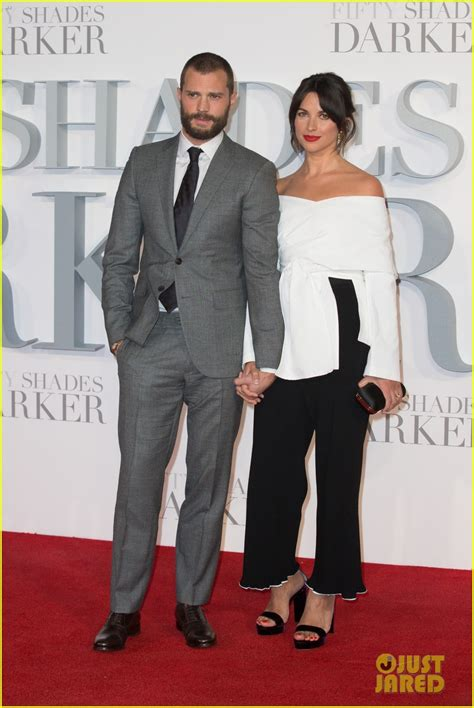 jamie dornan amelia warner and wife view image jamie dornan photos news and videos just jared autos post