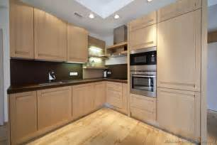 Ideas For Light Colored Kitchen Cabinets Design Pictures Of Kitchens Modern Light Wood Kitchen Cabinets Kitchen 3