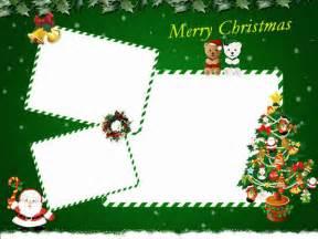 Free kids christmas cards templates 5 activities christmas cards
