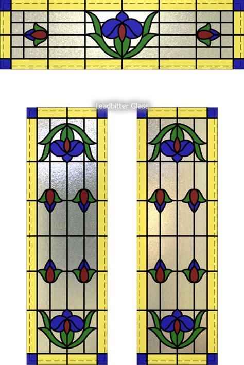 glass door wendover conn traditional leaded glass doorway wendover