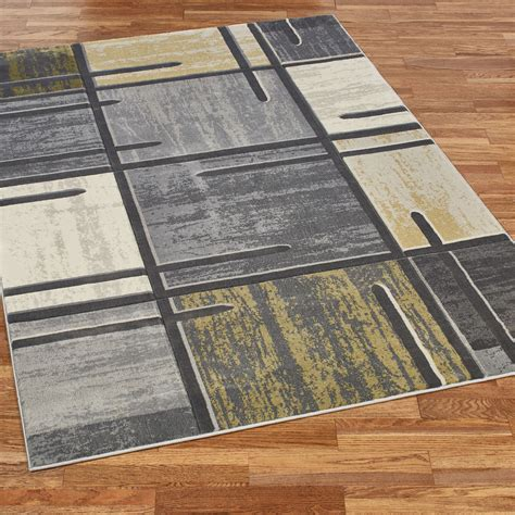 Modern Abstract Area Rugs by Ambiguities Modern Abstract Area Rugs