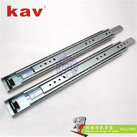 industrial undermount drawer slides 53mm width full extension industrial heavy duty drawer