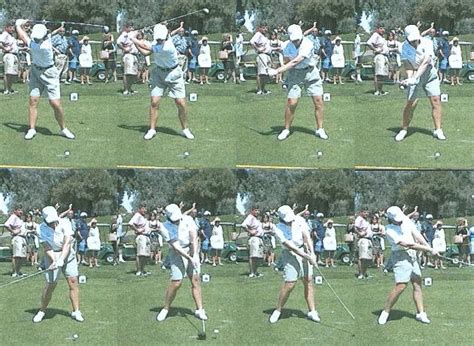 annika sorenstam swing sequence feb2011newsletter