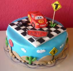 cars kuchen rezept cars torte
