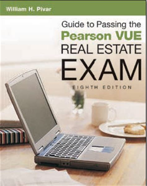 real estate prep the complete guide to passing the real estate salesperson license the time books guide to passing the pearson vue real estate