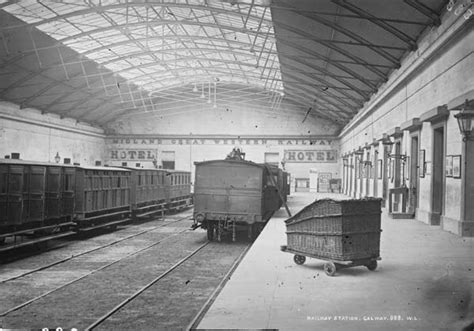 Victorian Home Interior Galway Station