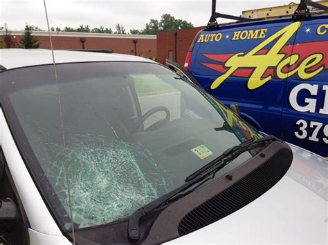 mobile auto glass repair  richmond va ace glass