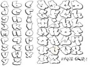 Paint By Numbers Wall Murals alphabets graffiti my name graffiti sketches