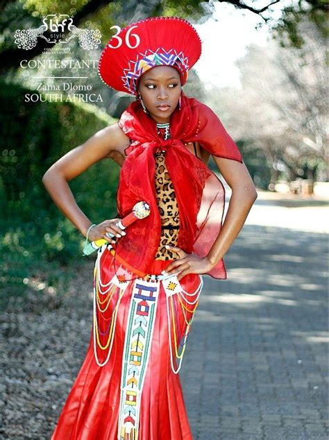 modern zulu traditional dress design traditional