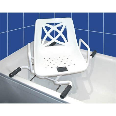 sedia per vasca sedia girevole per vasca da bagno myco larghezza