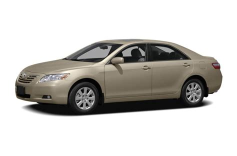 2008 Toyota Camry Mpg 2008 Toyota Camry Specs Safety Rating Mpg Carsdirect