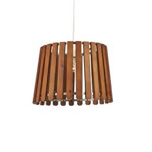 Wood Ceiling Light Dar Fen6543 Fence 1 Light Non Electric Wooden Ceiling Pendant