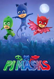 watch pj masks free