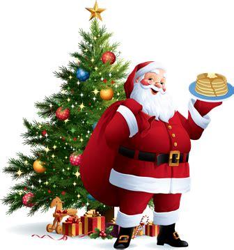 santacruz with christmas tree animated santa claus png transparent images png all