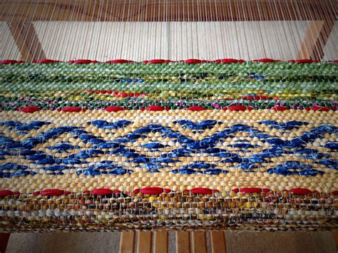 weave it rug loom friday five rosepath rag rugs warped for