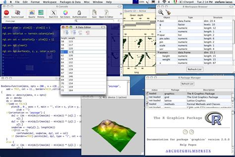 r statistical graphics software r
