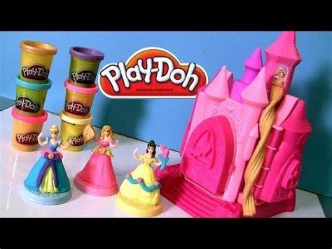 Dijamin Dough Princess Toys play doh sparkle prettiest princess castle play doh brillante glitter castillo princesa