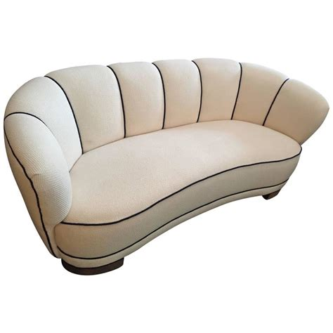 swedish deco sofa at 1stdibs