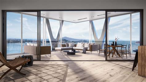 apartment layout auckland the international s new take on auckland apartment living