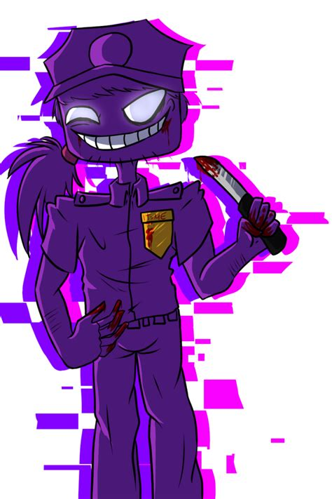 Vincent Bill Tas Baby Pink vincent the purple by malficorum on deviantart