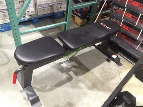 cap barbell deluxe utility bench costcochaser costco product reviews deals and coupons