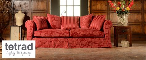 tetrad upholstery tetrad upholstery vivaldi loose cover sofa