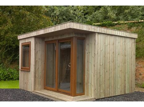 build designable  durable garden office shed