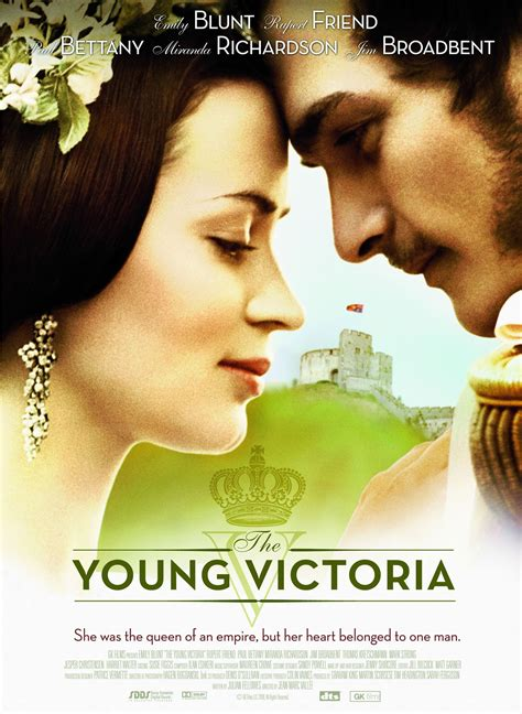 film queen victoria 2009 young victoria the 2009 poster freemovieposters net