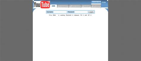 youtube layout through the years youtube grows up a visual history of how the video