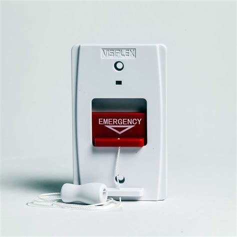 emergency light with cord ct 155 emergency pull cord station wireless solution for
