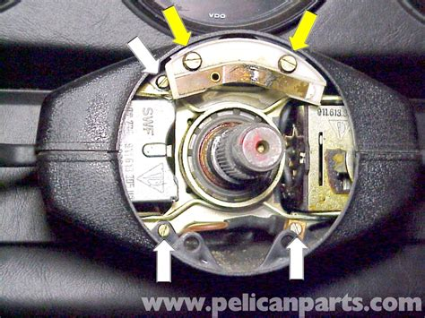 Porsche 911 Steering Wheel Switch Replacement 911 1965