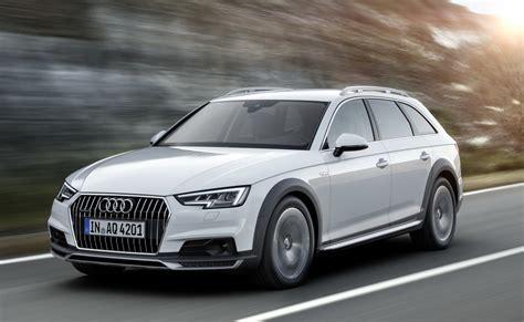 Audi A4 Avant Allroad Quattro by Audi A4 Allroad Prova Scheda Tecnica Opinioni E