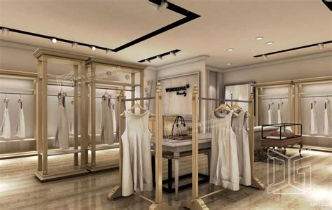 Interior Shop Names by Fashion Clothing Store Interior Design Clothing Displays