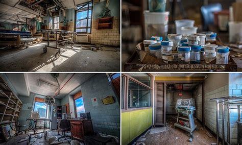 orleans hospital    destroyed