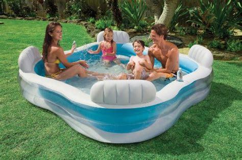 New Kolam Intex Swim Cwnter Family new intex swim center family lounge pool