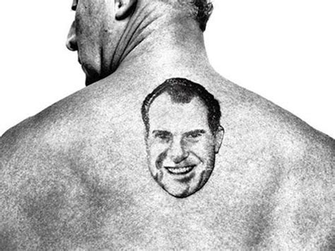 roger stone nixon tattoo my with history sporcle trivia