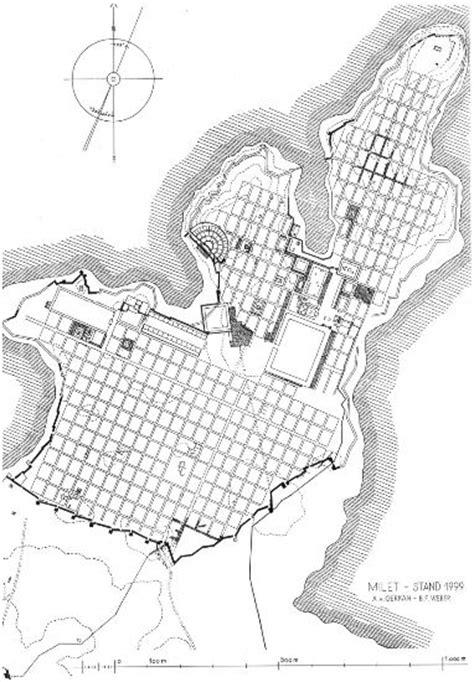 grid pattern urban planning no 2542 hippodamus of miletus