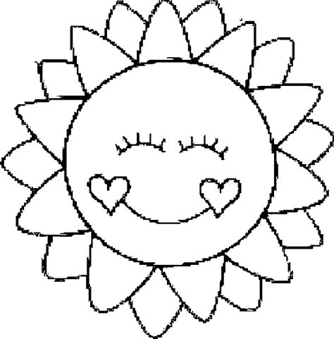 free coloring pages to print quot sun