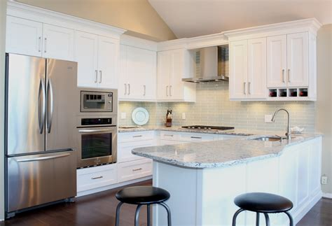Glass Countertops Vancouver by Vancouver Townhouse Kitchen Remodel Cornerstone