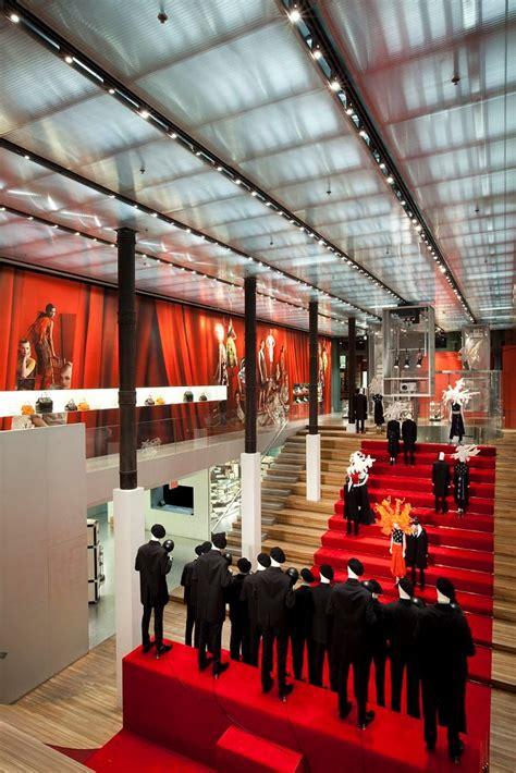 design event in nyc prada flagship store new york city jess hatcher design