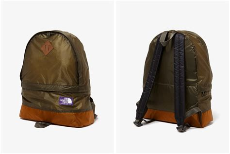 Backpack Label the purple label backpack for 80 gear