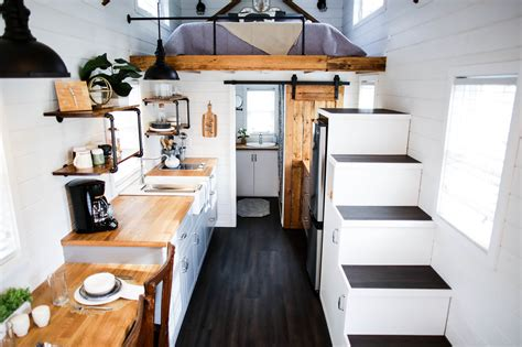 interiors for small houses lititz tiny home modern farmhouse by liberation