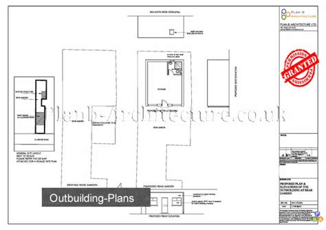 plan b architecture ltd outbuilding
