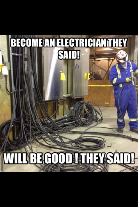 images  electrician humor  pinterest