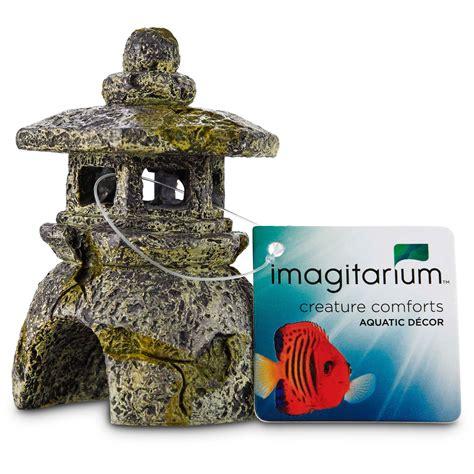 imagitarium lantern aquarium decor petco