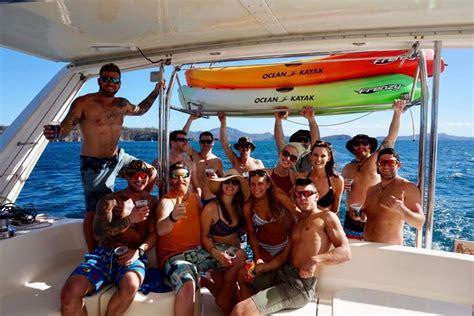 catamaran costa rica liberia catamaran sunset blue crab tours costa rica