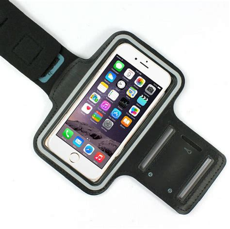 Tas Armband Lari Smartphone 5 5 Inch 5 5 Inch Mobile Phones Running Armband For Iphone 6 Plus Stretch Armband Elastic Velcro