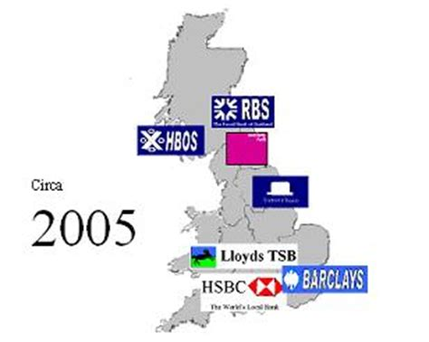 uk banks regional chions fall in the great uk banking crisis of