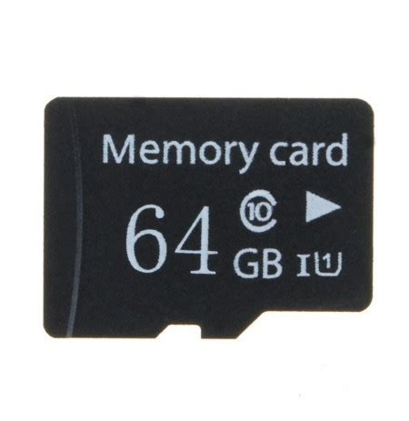 Memory Card Xiaomi bakeey 64gb class 10 high speed data storage flash memory card tf card for samsung xiaomi